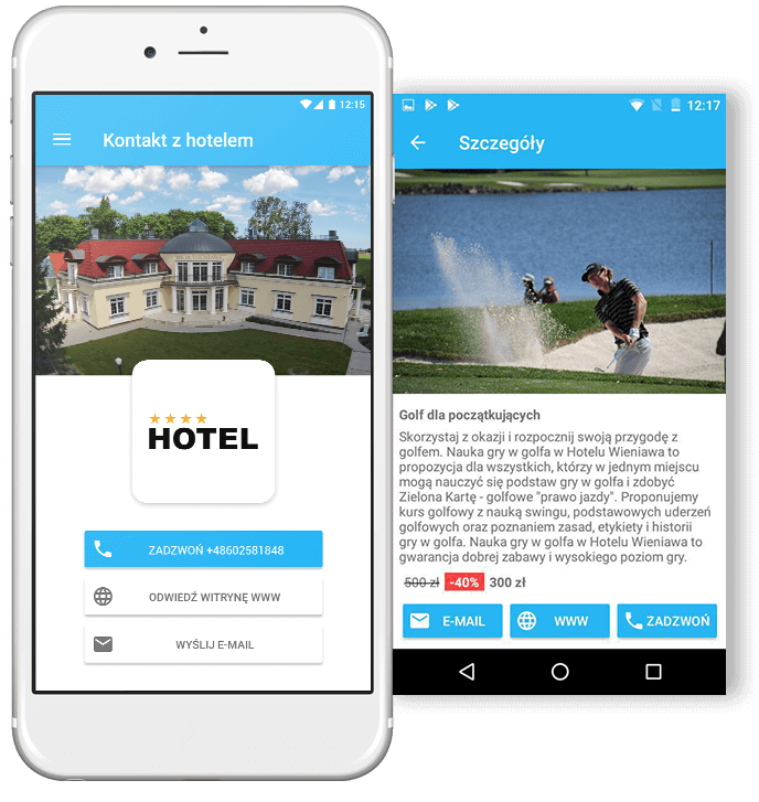 ExtraInHotel dla hoteli