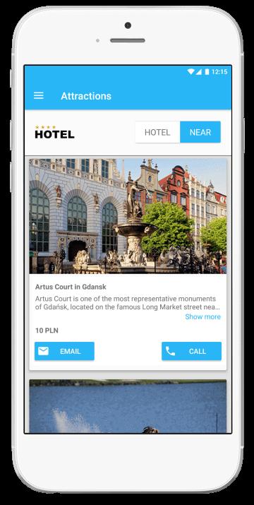 ExtraInHotel dla turystów